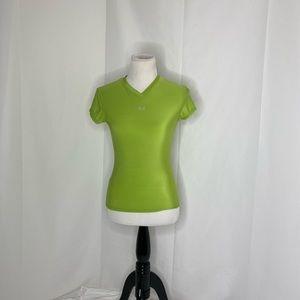 Youth size girls medium under armor T-shirt